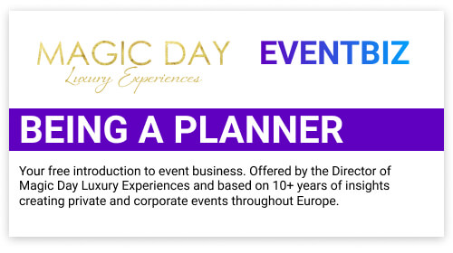 Free event planning course